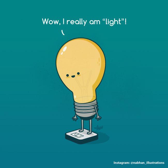 So Light! by NaBHaN.deviantart.com on @DeviantArt