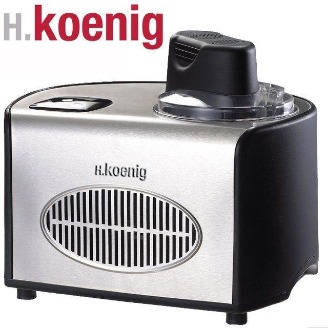HKOENIG HF 250 Sorbetière électrique filaire prix promo Mistergooddeal 149,99 € TTC au lieu de 279,00 €