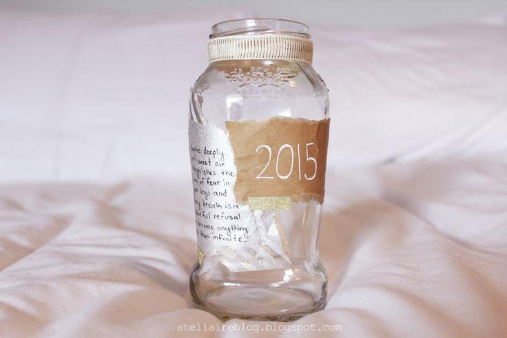 https://flic.kr/p/qybuhy | 2015 memory jar