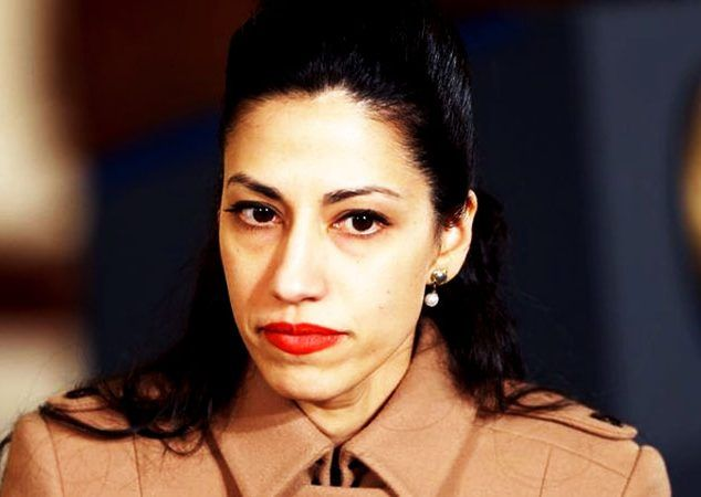 MUSLIM IN THE WHITE HOUSE: Hillary Clinton's top campaign aide, and the woman…