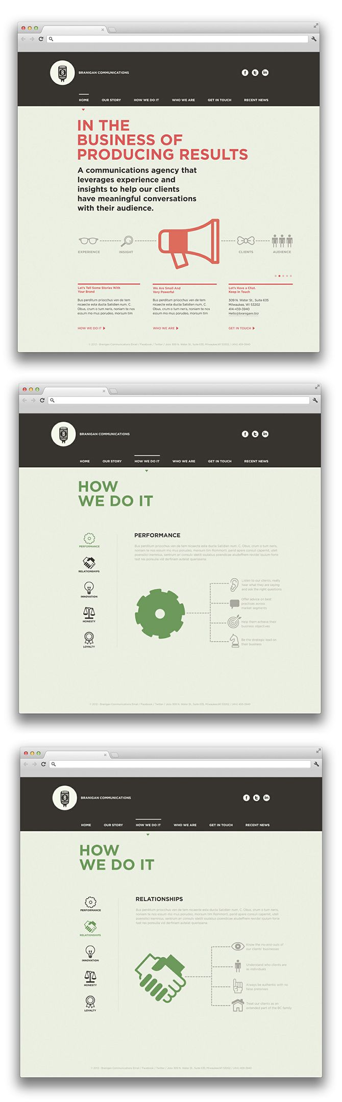 Web Page Background Color