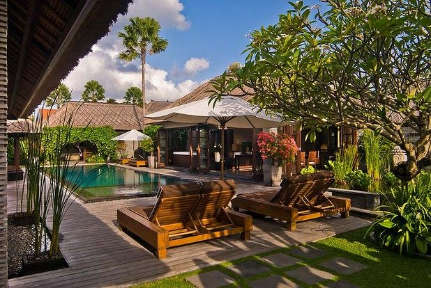 1. Sentosa Villas, Seminyak. Set at the bottom of Jalan Petitenget, Seminyak's most happening street, Sentosa's villas are glamorous and lux...