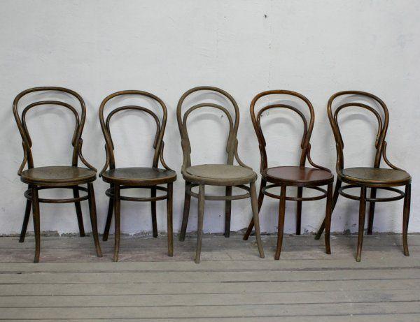 Венские стулья, модель 14