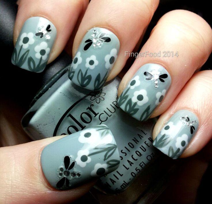 FingerFood #nail #nails #nailart