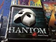 Broadway to see my good friend David Cryer in the Phantom of the Opera, New York, NY