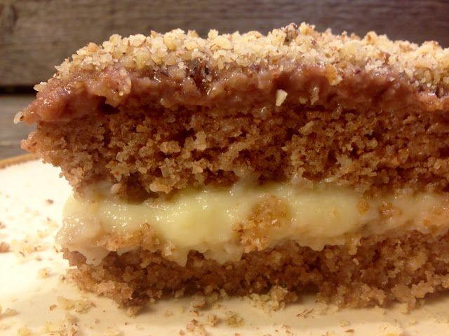 MISH-MASH: Тортата от моето детство