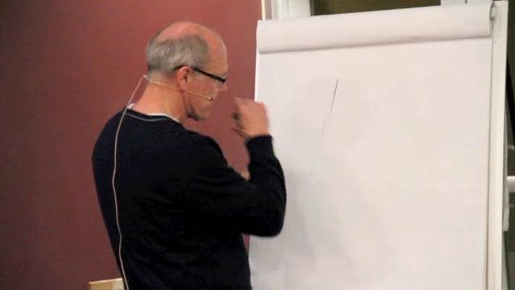 A short video where Glen Keane demonstrates how a character is designed.