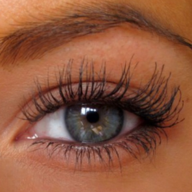 8 Best Eyelashes Images On Pinterest Make Up Looks Hair Dos And