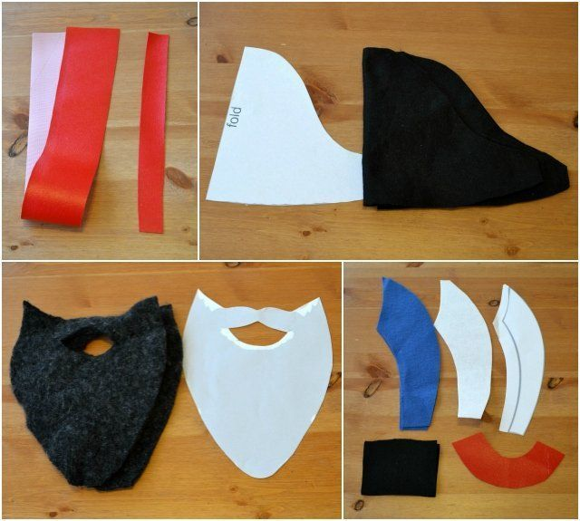 Easy DIY Pirate Costume #diypiratecostumeforkids DIY Pirate Costume Tutorial •…