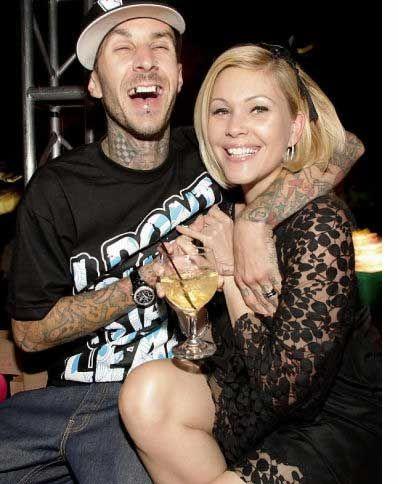 Blink-182 Drummer Travis Barker, Ex Shanna Moakler Arrested