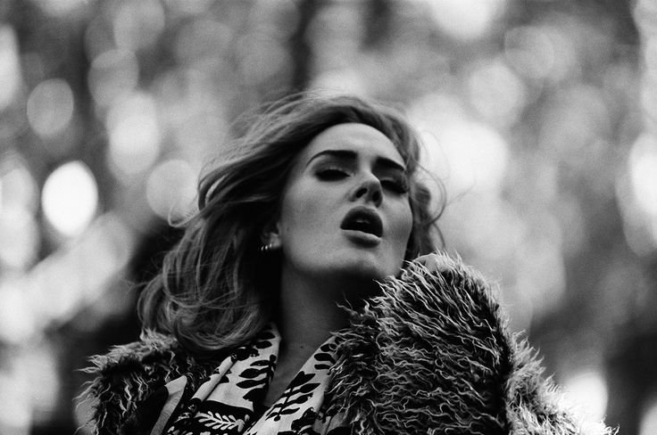 "Exclusive Behind the Scenes Images of Adele's Music Video for ""Hello"""