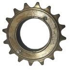 Single Speed 16 Teeth Brown Freewheel