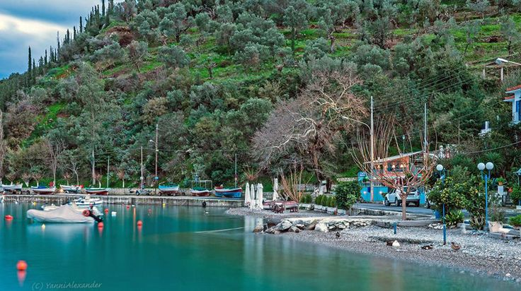 Natural beauty in Tyros. A really nice place to spend your vacation in Peloponnese Greece.