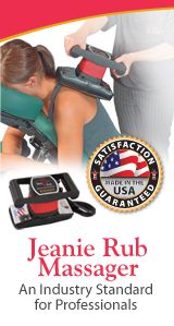 Jeanier Rub Massager