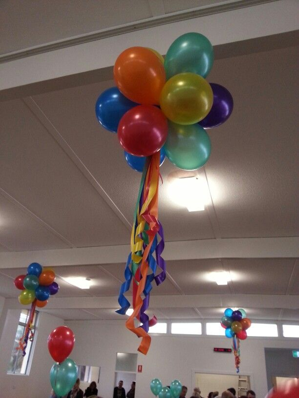 Amazing balloon bouquets from born to party mosman