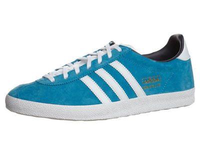 Adidas Originals GAZELLE OG Baskets basses turquoise prix promo soldes Zalando 57.00 € au lieu de 95.00 € TTC