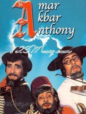 Amar, Akbar, Anthony / HU DVD 3696 / http://catalog.wrlc.org/cgi-bin/Pwebrecon.cgi?BBID=7244967
