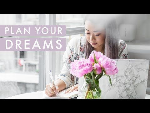 How to Plan Your Dream Life: Vivid Vision Exercise ✨ - YouTube