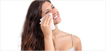 Oil cleansing helps to live dirt and regulate your skin's oil production