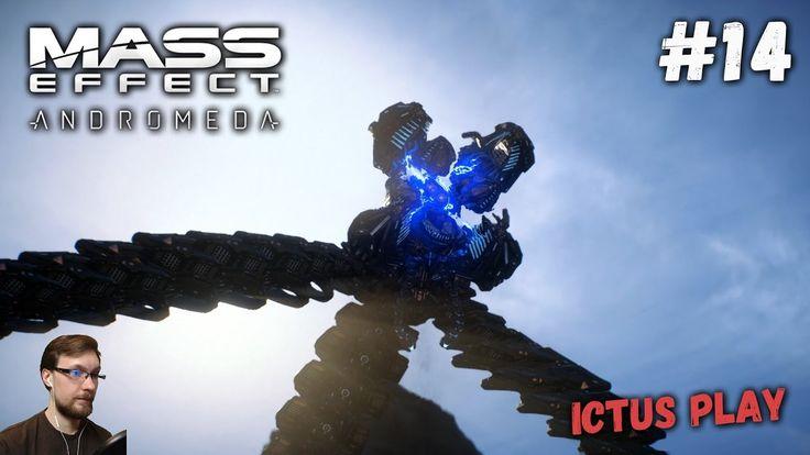 Прохождение Mass Effect Andromeda ► Архитектор реликтов на Эос. Босс #14...