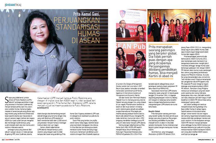 Majalah Jakarta Review, halaman 60-61