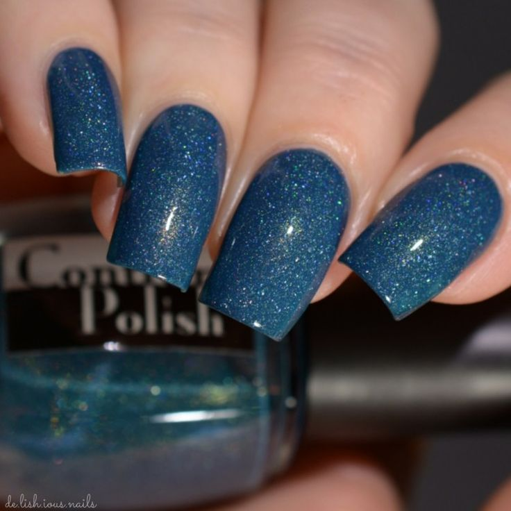 Contrary Polish Limited Edition for Polish Con NYC – Yearning to Breathe Free