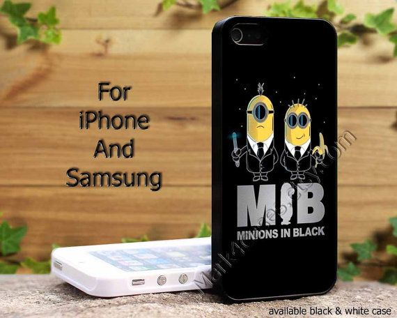 Hey, I found this really awesome Etsy listing at http://www.etsy.com/listing/163878768/mib-minion-in-black-case