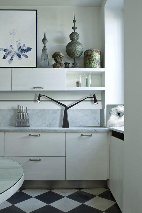 Private apartment _ Milan (IT)_design: Riccardo Salvi + Luca Rossire_ {Logica:architettura}