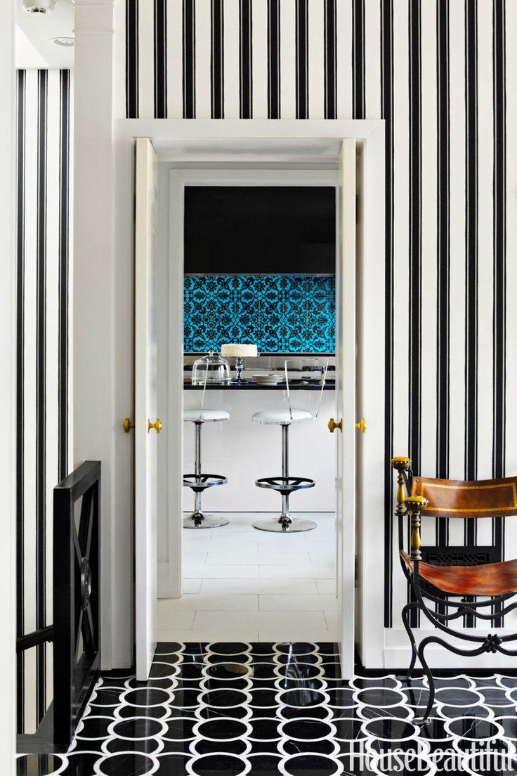 The 25 Best Stripe Wallpaper Ideas On Pinterest Striped