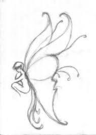 how to draw fairies easy - Google Search