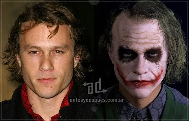 Heath Ledger fue el actor más joven en interpretar a El Guasón (The Joker) en una película y además fue el único en recibir el premio Oscar por su actuación.