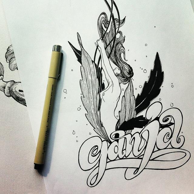 #draw #drawings #ganja #weeds #sketchs | Drawing | Pinterest