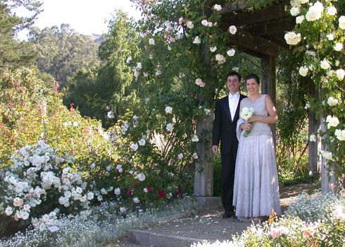The Garden Of Old Roses Sitting At The Peak Of The UC Botanical Garden At  Berkeley Has A Spectacular View Of The Golden Gate. | In The Garden |  Pinterest ...