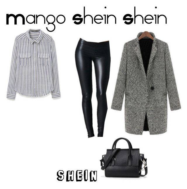 """""""Ashley Benson Style"""" by saragrodrigues on Polyvore featuring moda e MANGO"""
