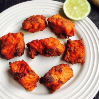 381 best baby foods gk food diary images on pinterest baby baby salmon fish fry recipe crispy fish fry made with salmon fish in indian style and it is perfect for babies small kids as it contains low level of mercury forumfinder Image collections