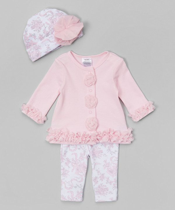 Look at this Baby Essentials Light Pink
