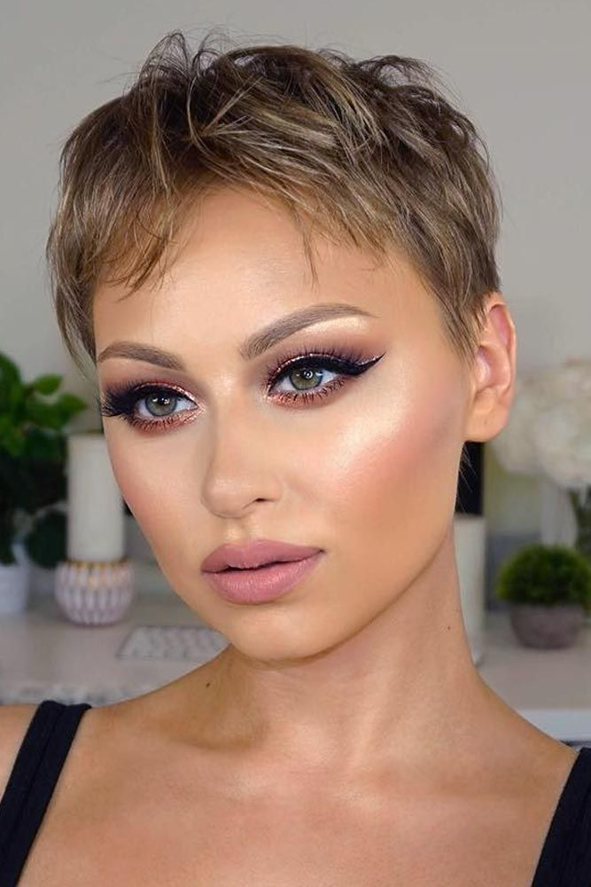 How To Tell If A Pixie Cut Will Suit You Pin On Hair And Makeup