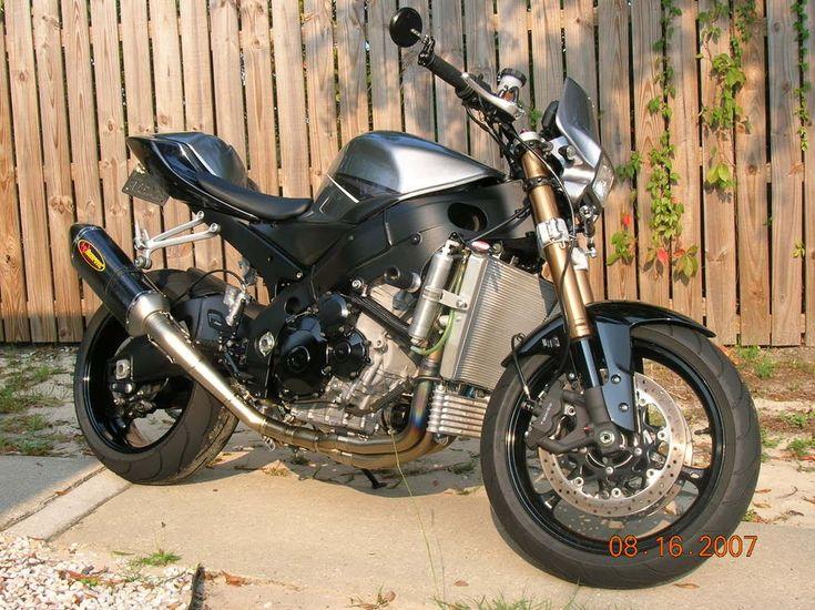 Finished my 2006 GSXR 1000 Streetfighter! : Suzuki GSX-R Motorcycle Forums: Gixxer.com