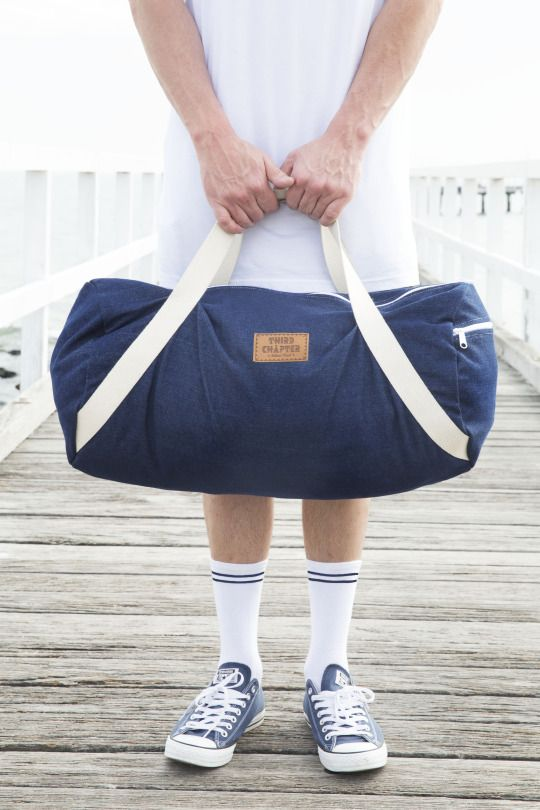Hooked On Livin' Delivery Duffle  #thirdchapter #3rdchapter #3C #duffle #outdoors #bag