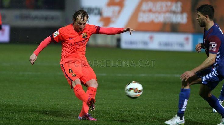 SD Eibar - FC Barcelona (0-2)   FC Barcelona