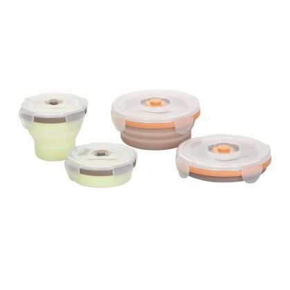 To preserve the baby food! Silicone containers will allow you to store fresh homemade food for baby so that you can prepare food in advance with your Nutribaby ! The containers are graduated to help you measure Baby's food and the surface is rewritable for more practicality. The containers are guaranteed 0% bisphenol A.