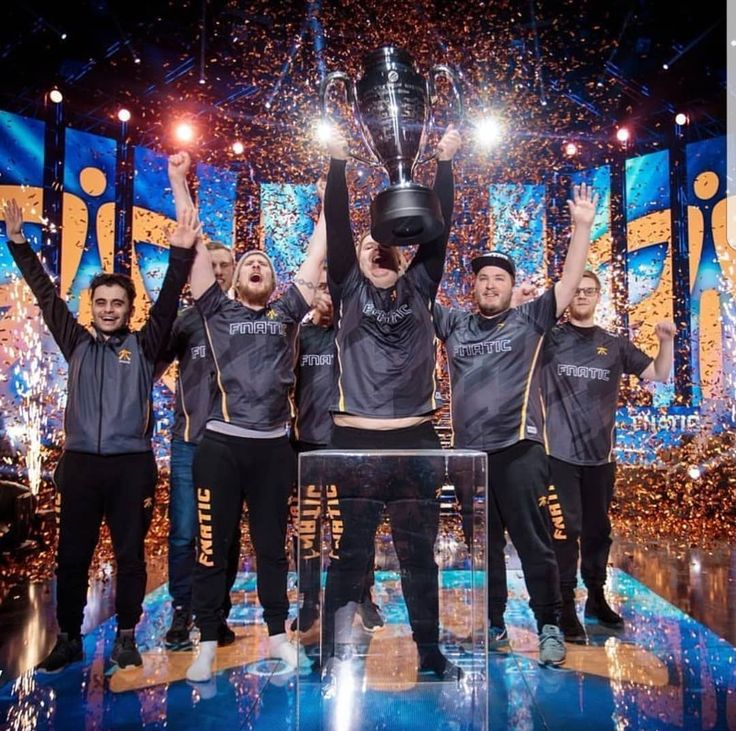 @fnatic pulls it off against @fazeclan to become the 2018 Intel Extreme Masters CS:GO World Champions!!!  .  Who watched the 7.5 hour long battle yesterday??? .  #iem #csgo #fnatic #fazeclan #esport #videogames #videogamers #videogame #videogamer #pubg #guns #fortnite #gamerguys #gamergirls #playstation #playstation4 #xbox #xboxone #pc #pcgamers #instagamer #gamestagram #europe #poland #katowice #dota2 #gamer #gamers #ESL Photo credit: fnatic