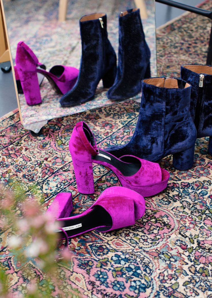& Other Stories | OH VELVET!