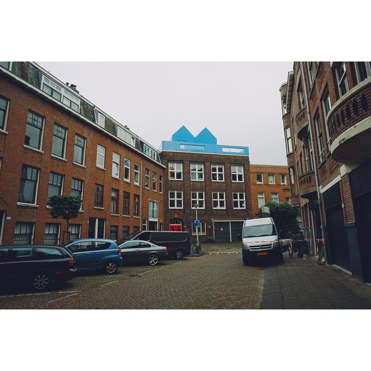 """""""귀요미 #mvrdv #rotterdam"""""""