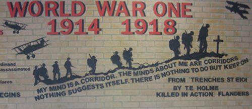 ANZAC Day ideas.  Library. http://www.churchlands.wa.edu.au/learn/library/