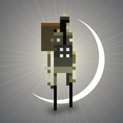Superbrothers: Sword & Sworcery EP. Universal App with Amazing Art $4.99