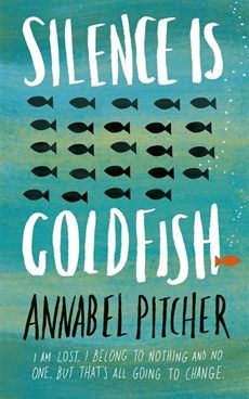 Silence is Goldfish / Annabel Pitcher. My name is Tess Turner. I have a voice but it isn't mine. It used to say things so I'd fit in, to please my parents, to please my teachers. It used to tell the universe I was something I wasn't. It lied. Words scare me, the lies and the truth, so I decided to stop using them. I am Pluto. Silent. Inaccessible.