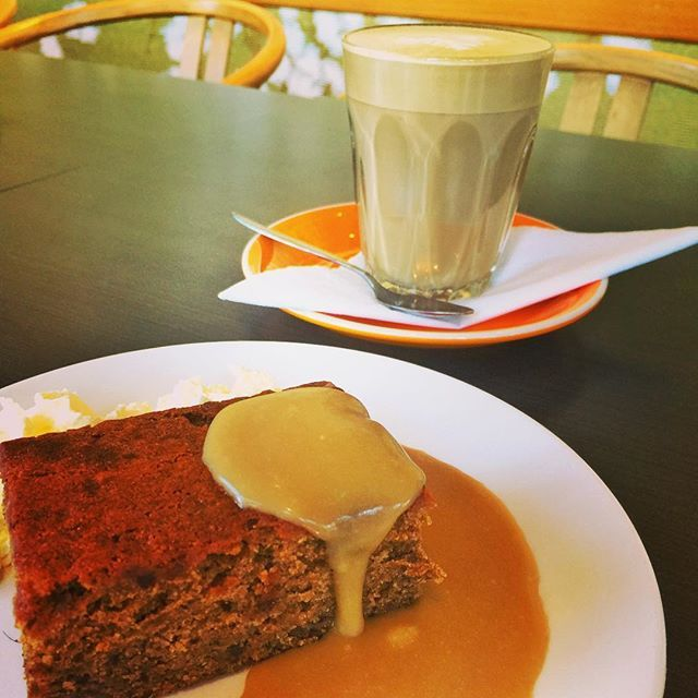 Sticky Toffee Pudding At @bbservicesclub
