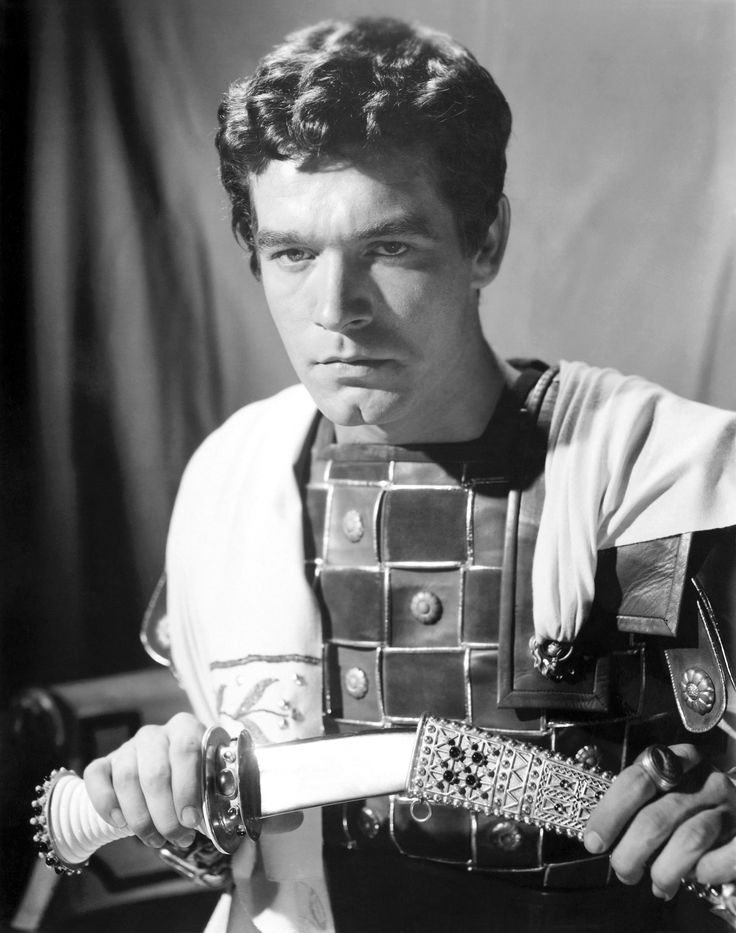 Stephen Boyd for Ben-Hur directed by William Wyler, 1959