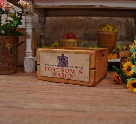 Hey, I found this really awesome Etsy listing at https://www.etsy.com/au/listing/224788506/british-fortnum-mason-market-crate-112
